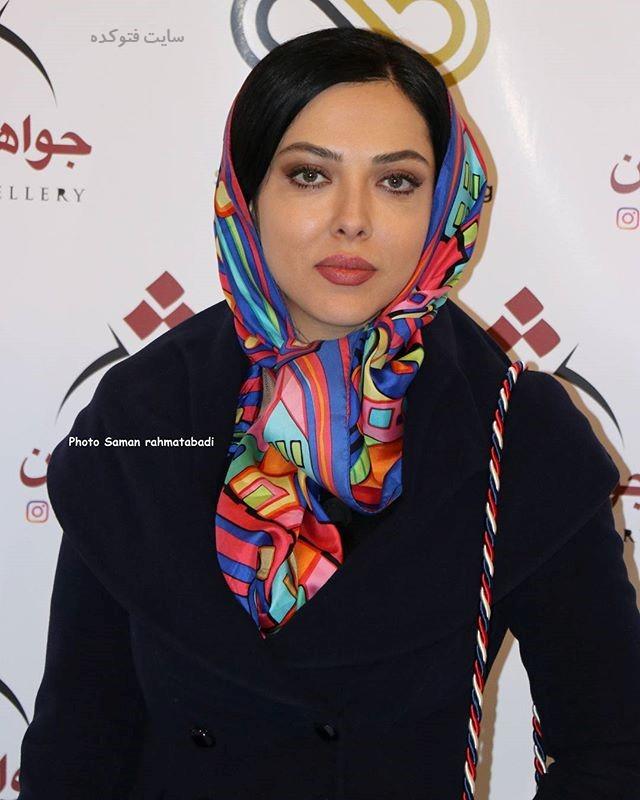 عکس لیلا اوتادی بهمن 96