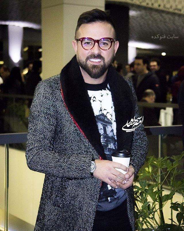 عکس هومن سیدی بهمن 96