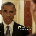 ویدیو خنده دار از باراک اوباما