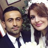 ازدواج امید ابراهیمی + بیوگرافی کامل