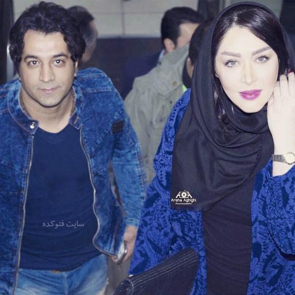 امید جهان خواننده و سارا منجزی پور