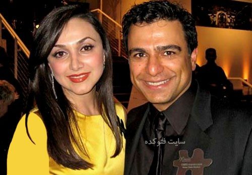 عکس امید کردستانی و همسر اولش بیتا دریاباری + بیوگرافی