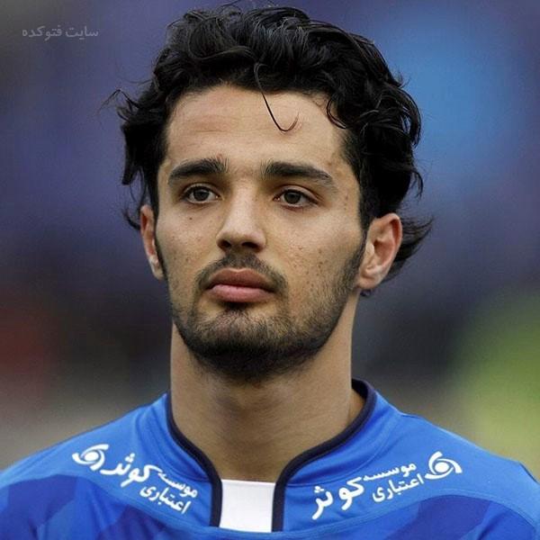 بیوگرافی امید نورافکن بازیکن فوتبال + زندگی و ازدواج