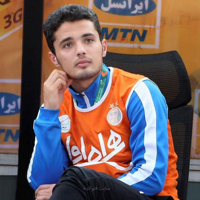امید نورافکن بازیکن فوتبال + زندگی و ازدواج