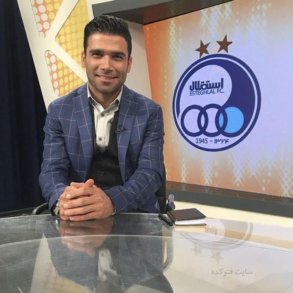 بیوگرافی امید روانخواه بازیکن فوتبال + زندگی شخصی