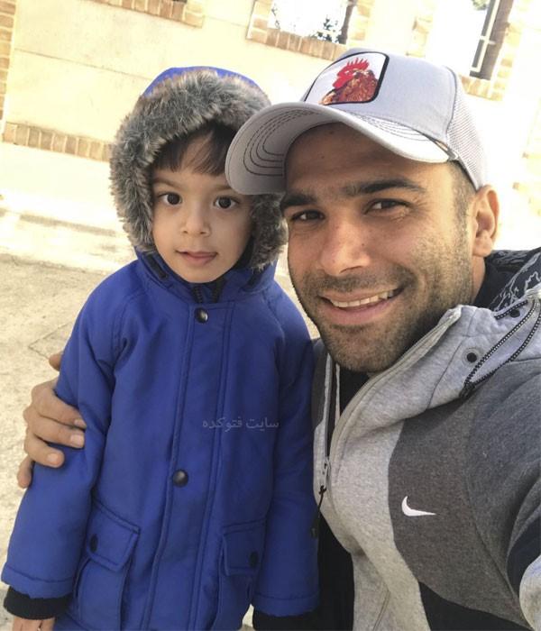 امید روانخواه و پسرش + بیوگرافی کامل