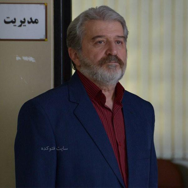 پزشک و بازیگر مشهور ایرانی