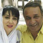 حمیرا ریاضی و همسرش علی اوسیوند + بیوگرافی کامل