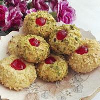طرز تهیه شیرینی اسکار برای عید نوروز + عکس