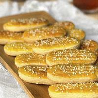 طرز تهیه شیرینی پادرازی مخصوص عید نوروز + عکس