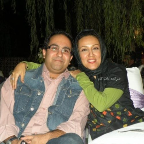 عکس پانته آ بهرام + همسرش + بیوگرافی