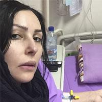 آنفولانزای خوکی پرستو صالحی با عکس