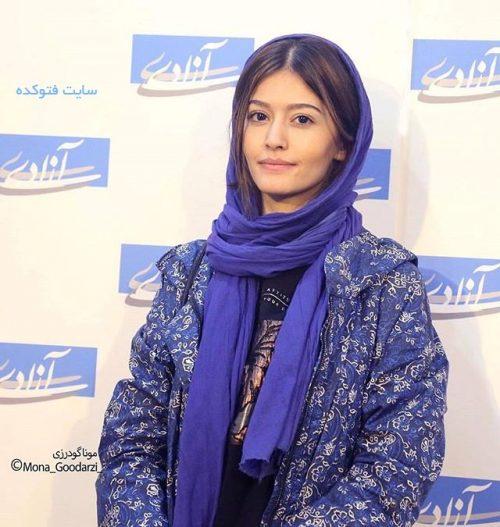 عکس پردیس احمدیه + بیوگرافی کامل