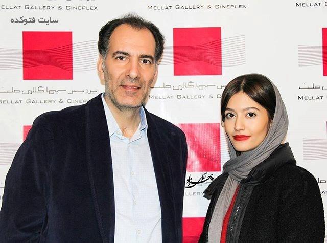 پردیس احمدیه و بهنام تشکر
