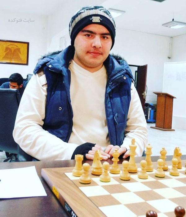 بیوگرافی پرهام مقصودلو شطرنج باز + عکس جدید