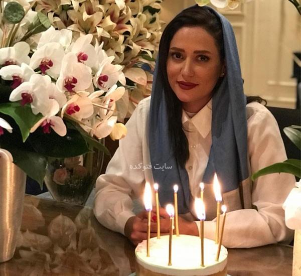 Parinaz Izadyar کیست و ماجرای ازدواج