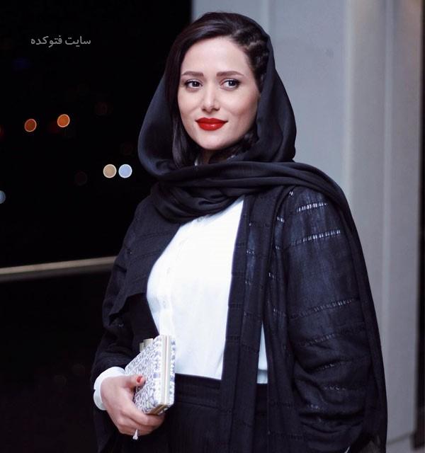 بیوگرافی پریناز ایزدیار بازیگر زن + عکس های مدلینگ