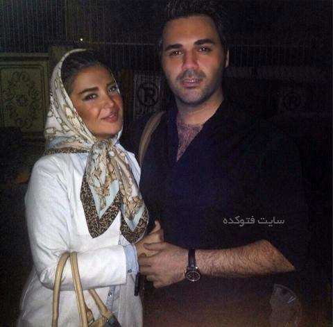 عکس پوریا حیدری و خواهرش پریا
