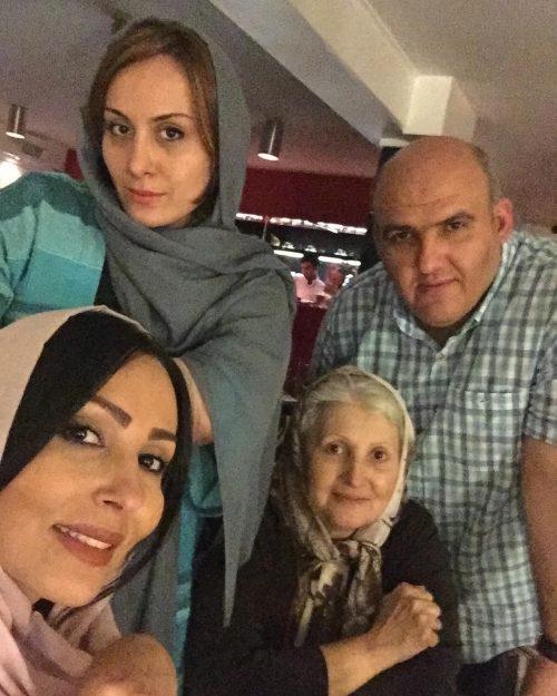 عکس خانوادگی پرستو صالحی + بیوگرافی کامل
