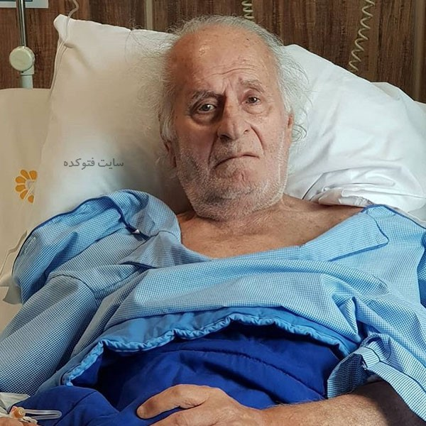 علت فوت با آخرین عکس در بیمارستان