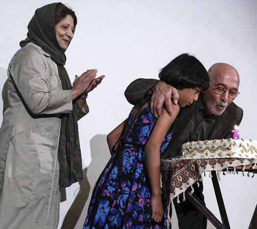 عکس پرویز پورحسینی و همسرش + بیوگرافی کامل