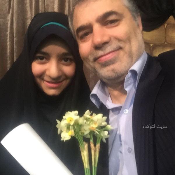 عکس های پرویز کرمی و دخترش + بیوگرافی کامل