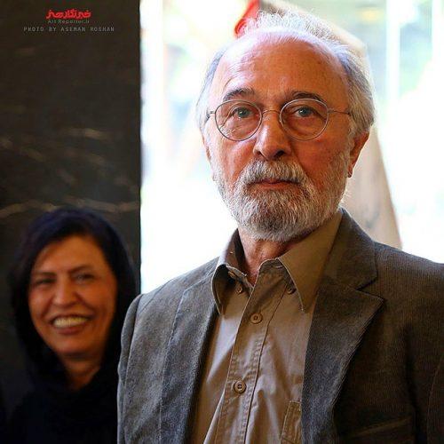عکس پرویز پورحسینی + همسرش و زندگی خصوصی با بیوگرافی کامل