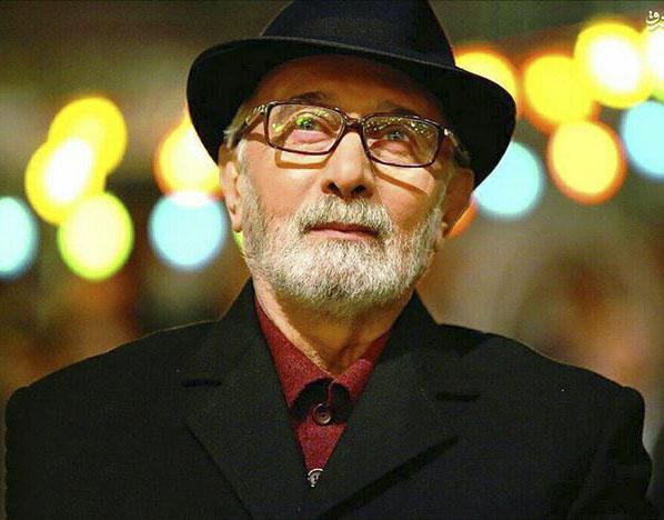 عکس پرویز پورحسینی بازیگر پیشکوست و خانواده و زندگی شخصی