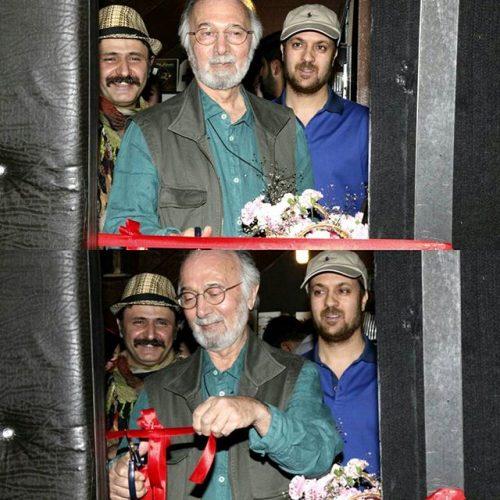 بیوگرافی و عکس پرویز پورحسینی
