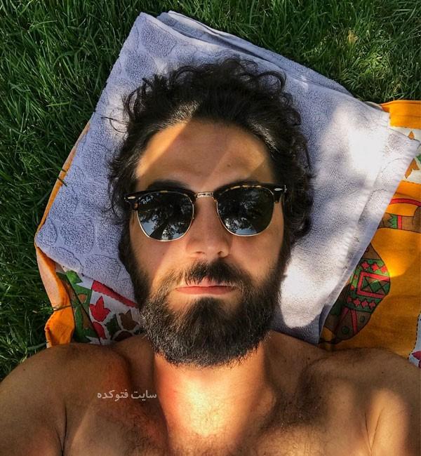 عکس های پاشا رستمی بازیگر مرد ایرانی