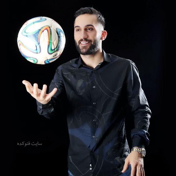 پیام صادقیان فوتبالیست کیست