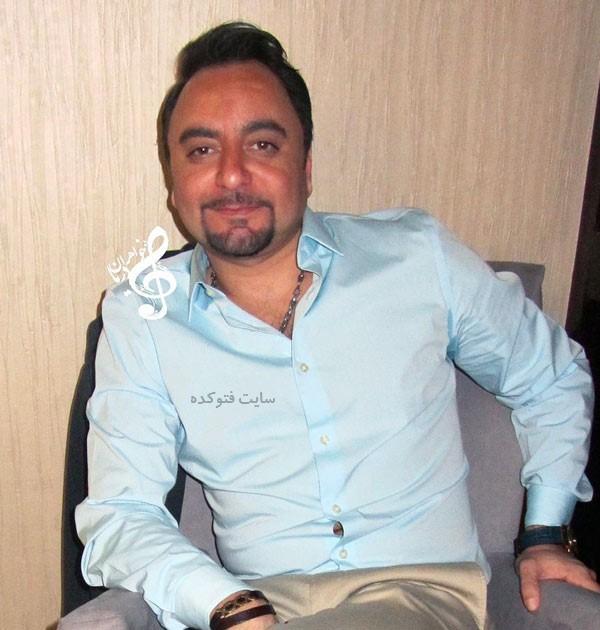 عکس و بیوگرافی پیام صالحی خواننده آریان