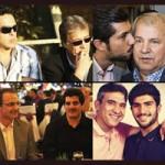 پدران و فرزندان ورزشکار ایرانی