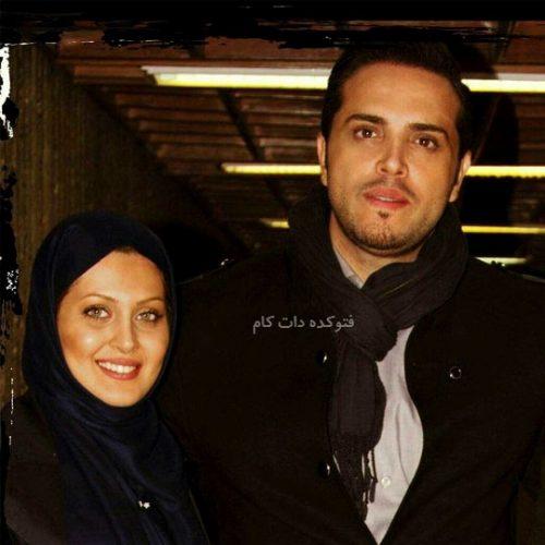 عکس همسر پدرام کریمی، یاسمن شاه حسینی + بیوگرافی