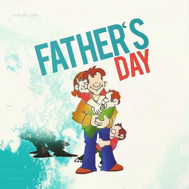 عکس درباره پدر