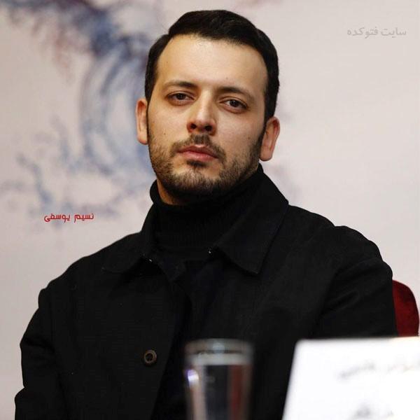 پدرام شریفی بازیگر + بیوگرافی