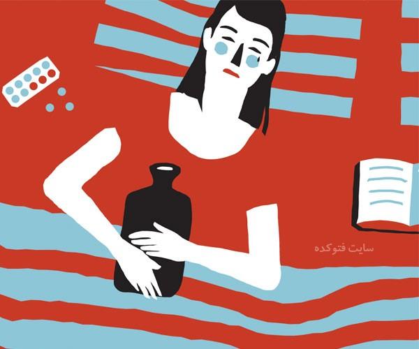 راهکاری درمان و کاهش درد قاعدگی
