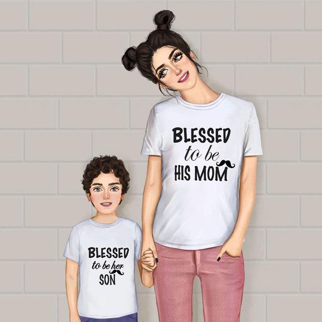 عکس و دلنوشته مادرانه برای فرزند پسر