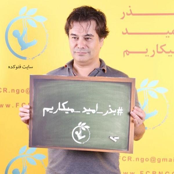 عکس پیمان قاسم خانی Peyman GhasemKhani