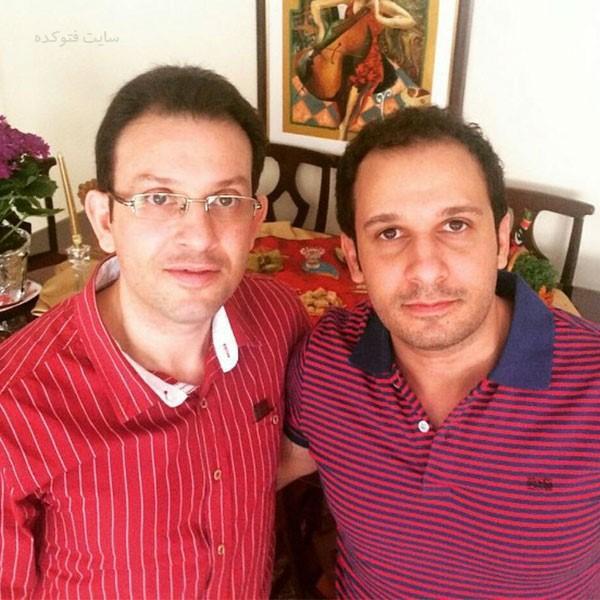 عکس های پیمان اسدیان و برادرش پویا اسدیان