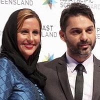 پیمان معادی و همسرش فرانک قوانلو + بیوگرافی