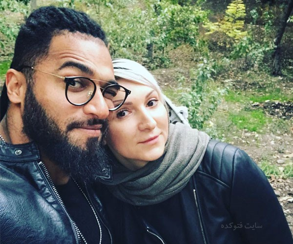 عکس های پیمان رجبی و همسرش لیلا رجبی