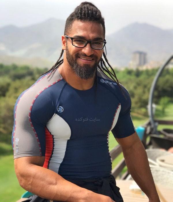 Peyman Rajabi ورزشکار و مربی بدنساز
