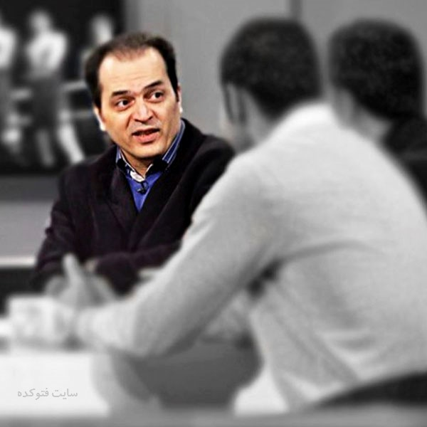 عکس های پیمان یوسفی گزارشگر ورزشی