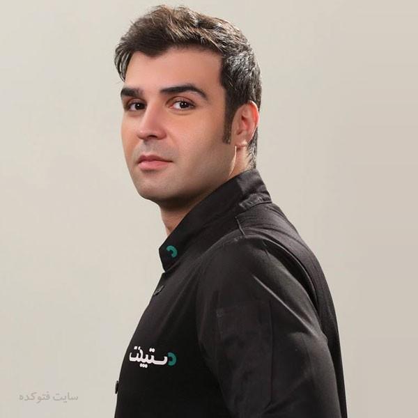بیوگرافی پژمان علیزاده آشپز برنامه دستپحت