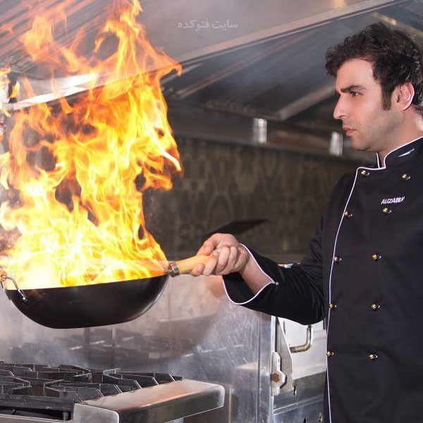 پژمان علیزاده آشپز برنامه دستپخت کیست