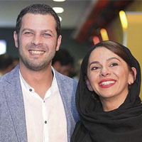 پژمان بازغی و همسرش مستانه مهاجر + بیوگرافی کامل