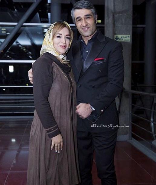 عکس پژمان جمشیدی و خواهرش مامک + بیوگرافی و همسرش