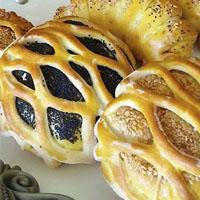 طرز تهیه خمیر پیراشکی با عکس و آموزش ساده