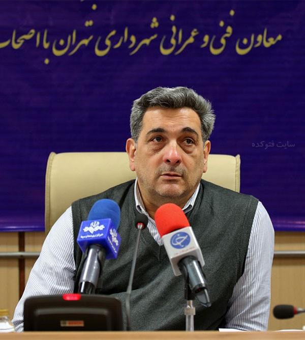 بیوگرافی پیروز حناچی شهردار تهران